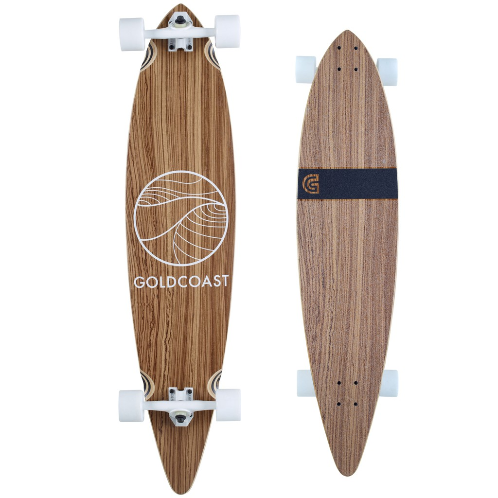 goldcoast longboard classic zebra com clzeb modell 2014 ebay. Black Bedroom Furniture Sets. Home Design Ideas