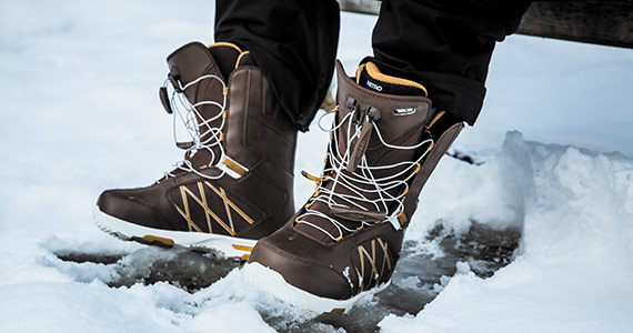 Snowboard Boots 1