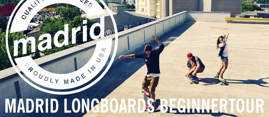 Madrid Longboardtour
