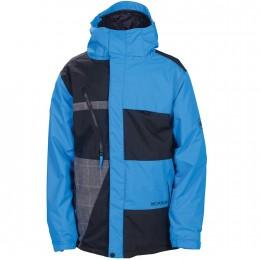 "686 Herren Snowboardjacke ""Reserved Havoc Insulated Jacket"" (L2W113) Farbe: Blue"