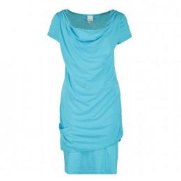 "Bench Damen Jerseykleid ""Rusper"" (BLSA1435-C1454) Farbe: River Blue"