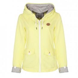 "Bench Damen Sommerjacke ""Summertride"" (BLKA1822) Farbe: Light Yellow"