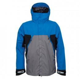 "686 ""Glacier Tract Jacket"" Herren Snowboardjacke (L4W106A) Farbe: Blue Colorblock"