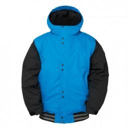 "686 Jungen Snowboardjacke ""Authentic JR Varsity"" (L4W505B ) Farbe: Blue"