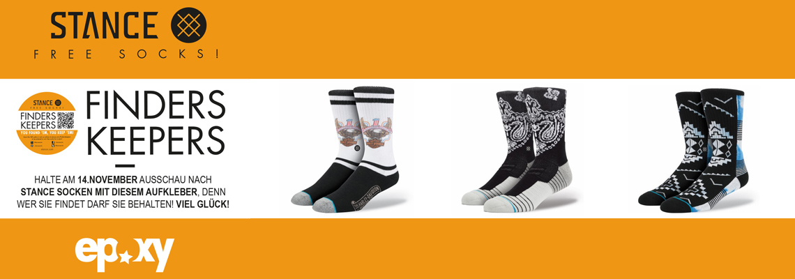 Stance Socken Finders Keepers